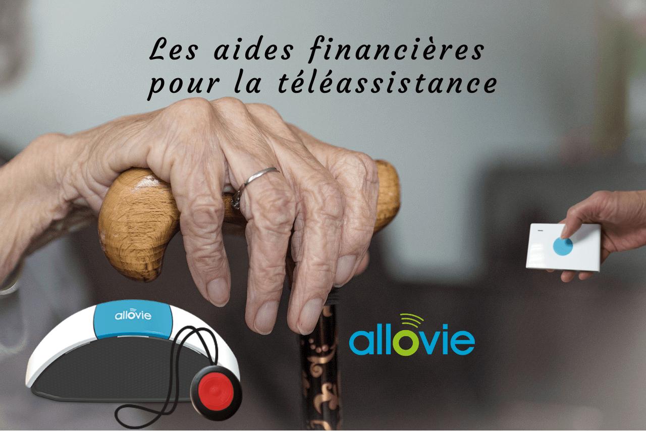 Les aides financières pour la téléassistance