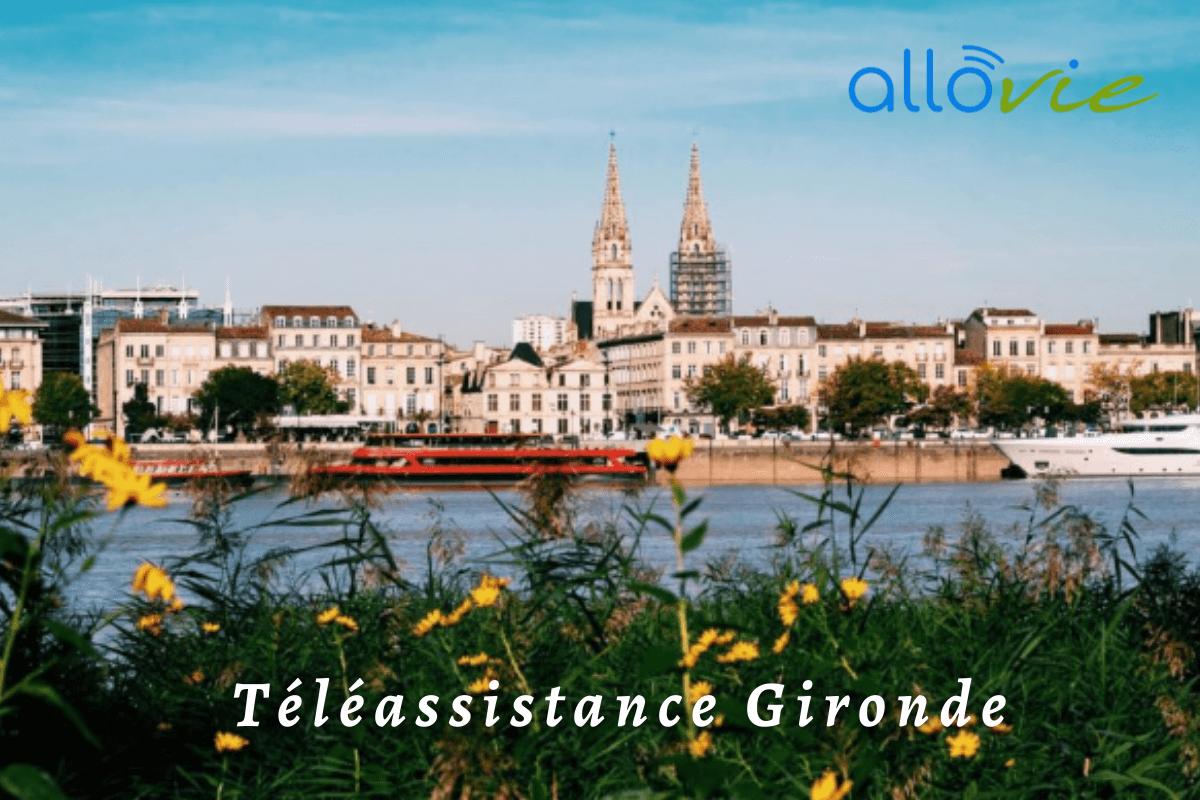 Téléassistance Gironde
