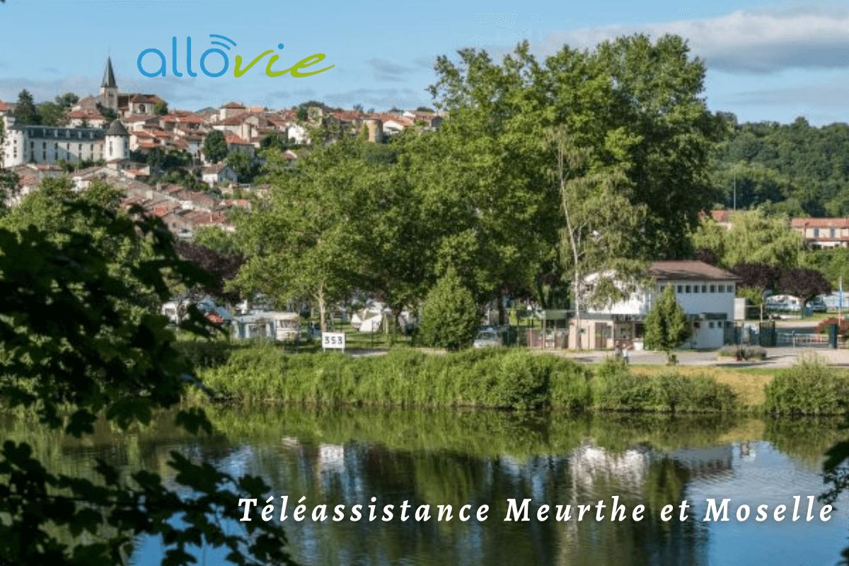 Téléassistance Meurthe et Moselle