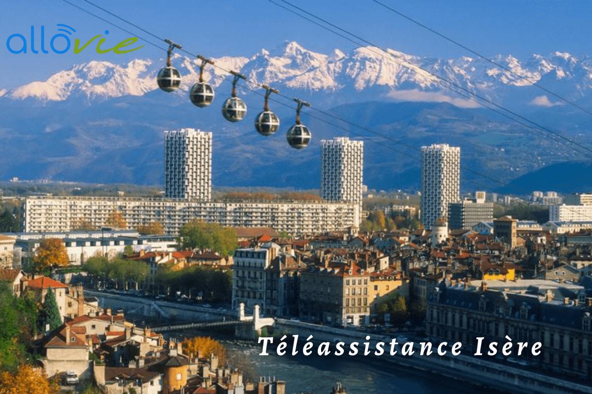 Téléassistance Isère