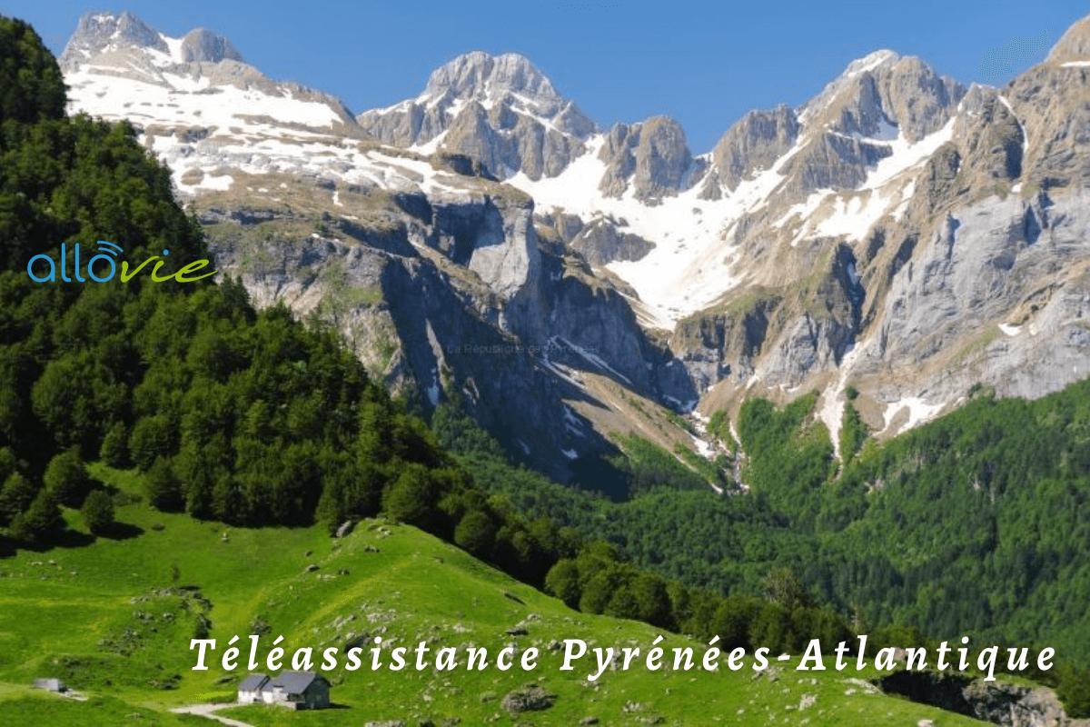 Téléassistance Pyrénées-Atlantique