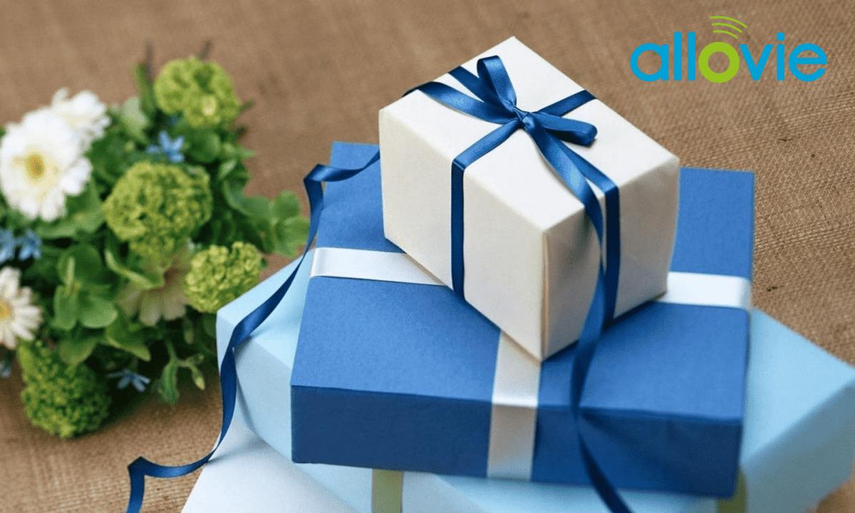 Cadeau pour une personne âgée