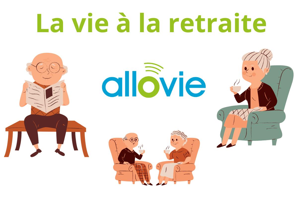 La vie à la retraite